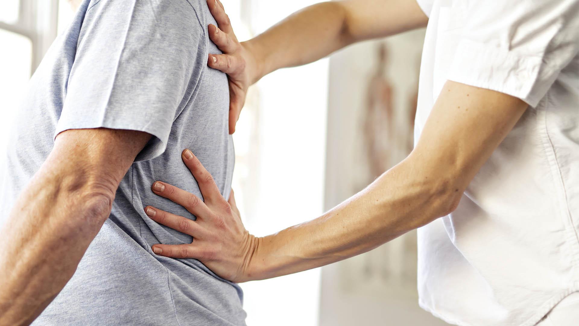 Fisioterapia mal di schiena Appia Tuscolana